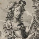 Les Saison -L'automne, 17e siècle