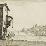 Jacques Callot, Le moulin à eau