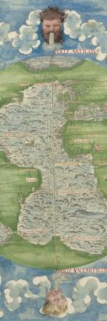 Csomographie universelle, 1555