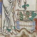 Apocalypse glosée, 1240-1250