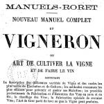 Nouveau manuel complet du vigneron français, 1873