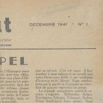 La presse de la Résistance dans Gallica