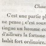 Manuel du fashionable, 1829