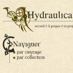 Hydraulica, une nouvelle bibliothèque numérique en sciences et techniques