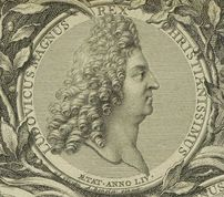 Portrait de Louis XIV<br>============================